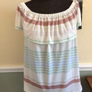 Maurices soft silky blouse